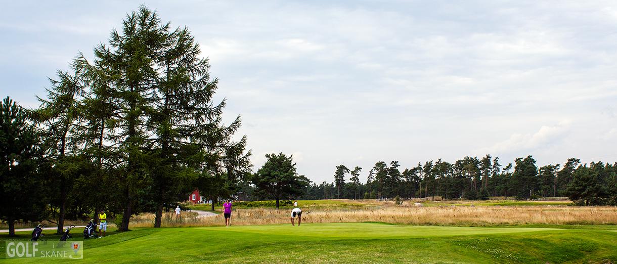 Golf i Skåne - Kristianstad Åhus GK - golfklubb Västra banan Läs mer på golfiskane.se