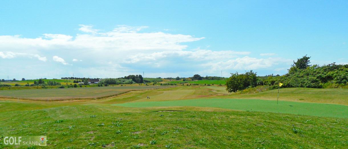 Golf i Skåne banbild- Oxie Golfklubb Adr. golfiskane.se