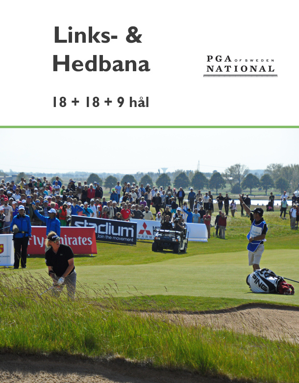 Golf i Skåne - PGA National