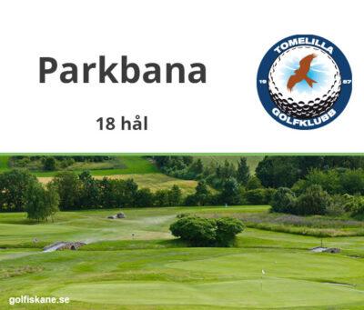 Golf i Skåne - Tomelilla GK Läs mer på golfiskane.se