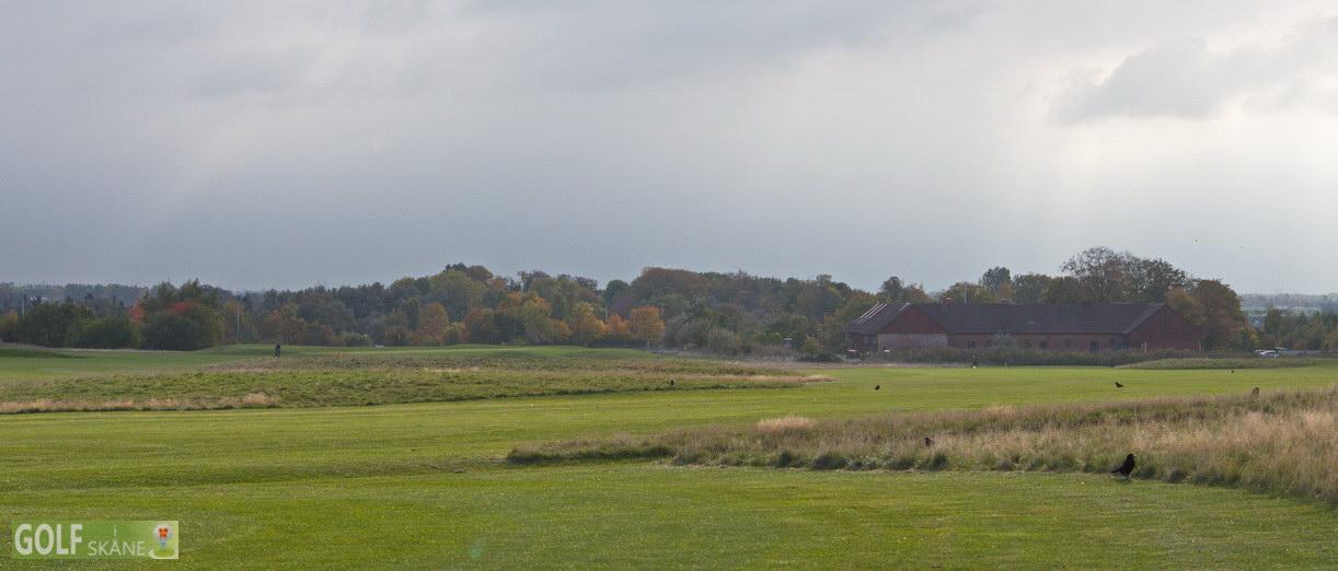 Golf i Skåne banbild- Värpinge Golfklubb Adr. golfiskane.se