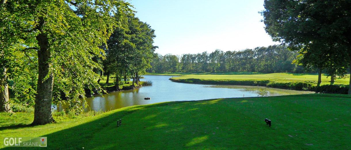 Golf i Skåne banbild- Vasatorps Golfklubb CC Adr. golfiskane.se