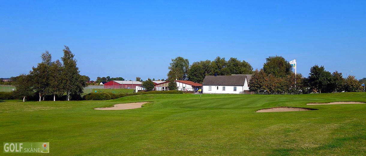 Golf i Skåne - Vellinge GK - klubbhus Adr. golfiskane.se