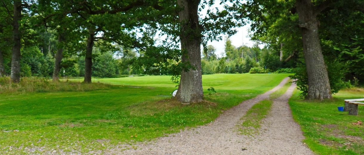 Golf i Skåne - Wittsjö Golfklubb - Husbilsplats
