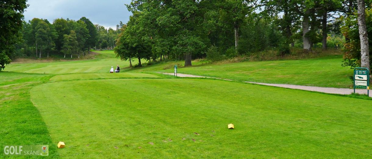 Golf i Skåne banbild- Wittsjö Golfklubb Adr. golfiskane.se