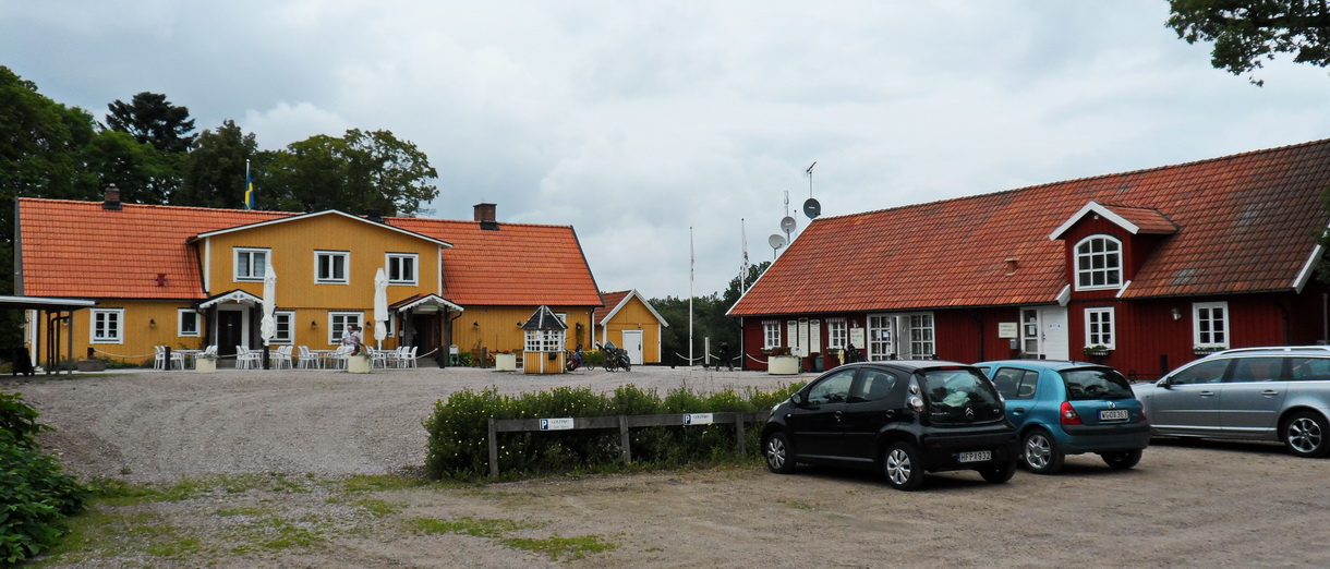 Golf i Skåne - Wittsjö Golfklubb - Klubbhus och restaurang