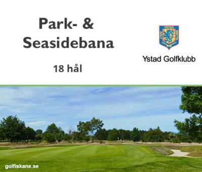Golf i Skåne - Ystad GK Läs mer på golfiskane.se