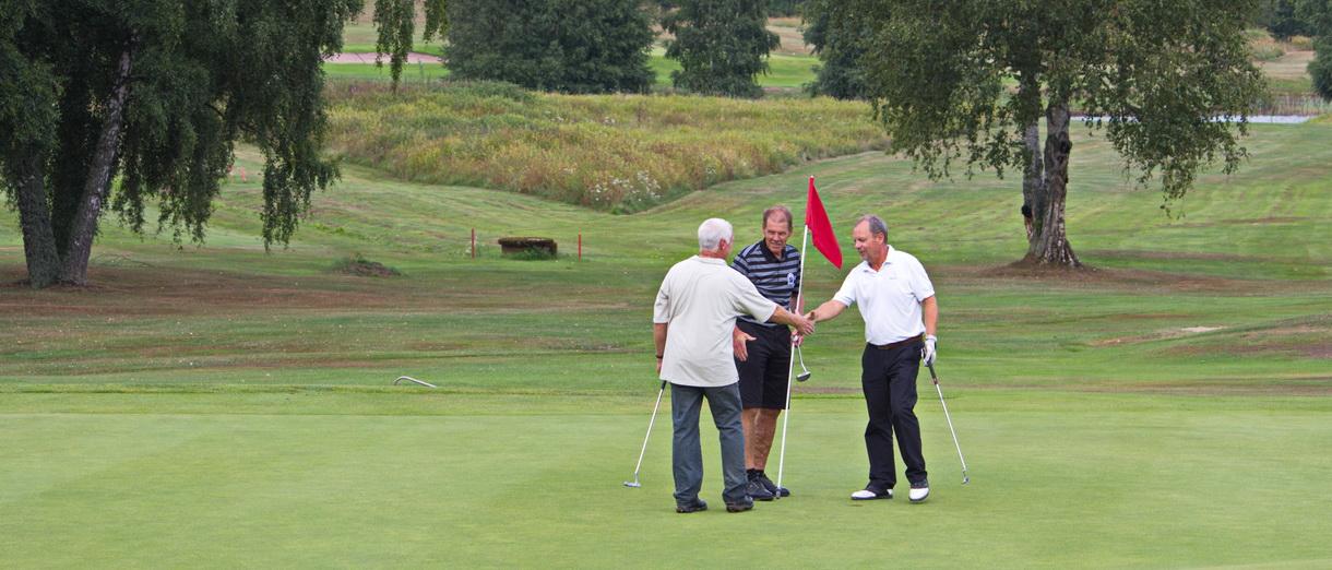 Golf i Skåne - Skyrups Golfklubb - Tack för en trevlig runda