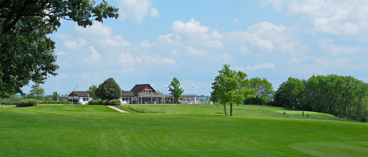 Golf i Skåne - Eslövs Golfklubb Klubbhuset