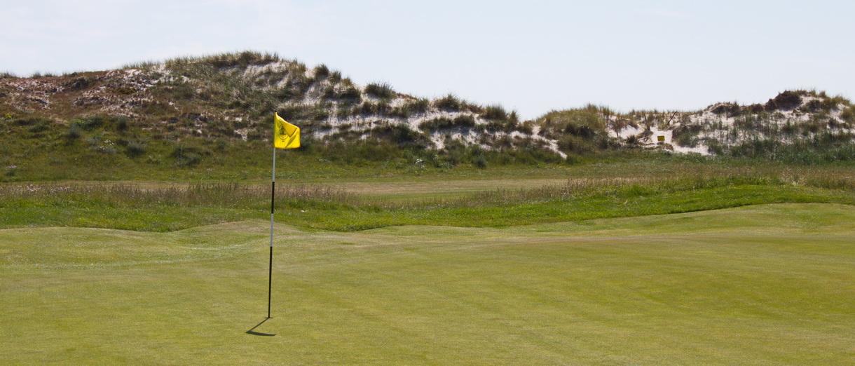 Golf i Skåne - Falsterbo Golfklubb bild från banan 7