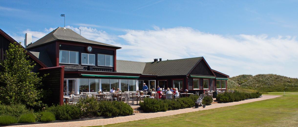 Golf i Skåne - Falsterbo Golfklubb bild från banan klubbhus