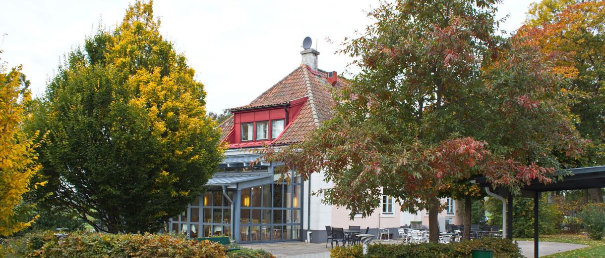 Golf i Skåne - Kävlinge Golfklubb Klubbhus - Restaurang