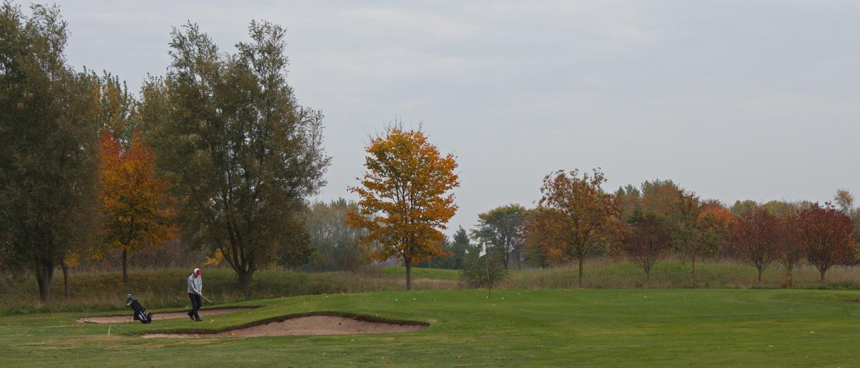 Golf i Skåne - Kävlinge Golfklubb bild från banan 5