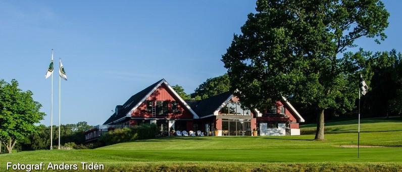 Golf i Skåne - Romeleåsens Golfklubb - Klubbhuset