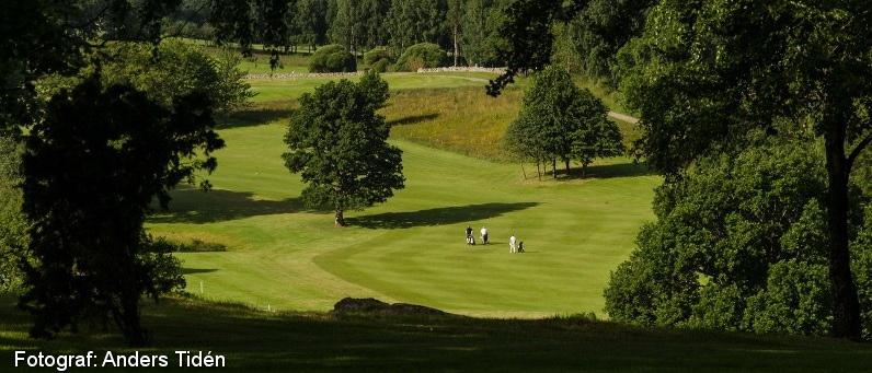 Golf i Skåne - Romeleåsens Golfklubb - bild från banan 4