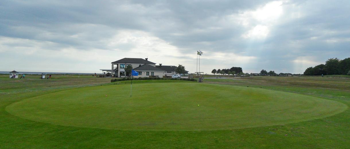 Golf i Skåne - Trelleborg Golfklubb - bild från banan 4