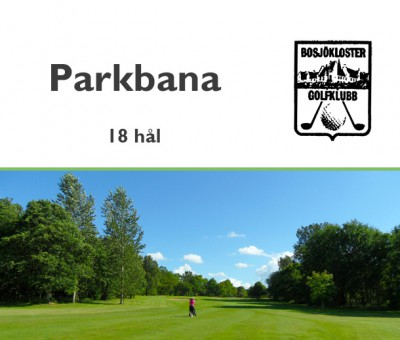 Golf i Skåne - Bosjökloster Golfklubb - en bana med underbara fairways