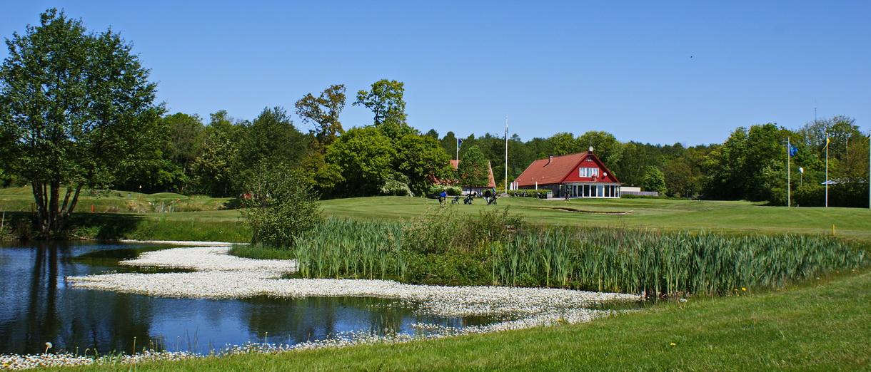Golf i Skåne - Sankt Arild Golfklubb - Klubbhus