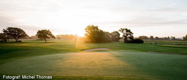 Golf i Skåne - Sankt Arild Golfklubb - bild från banan 1
