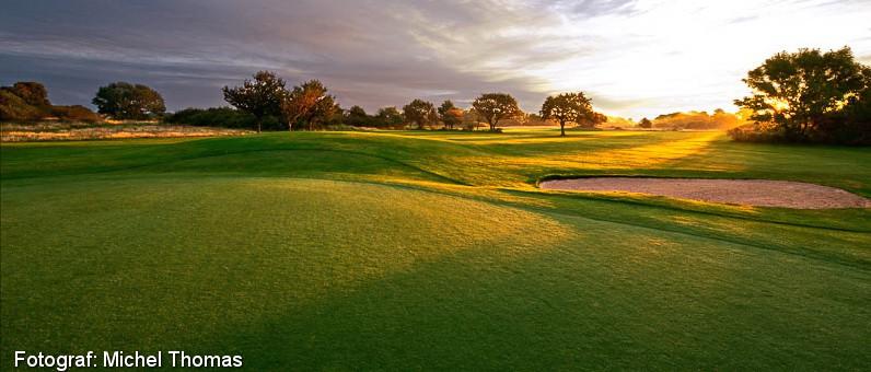 Golf i Skåne - Sankt Arild Golfklubb - bild från banan 2