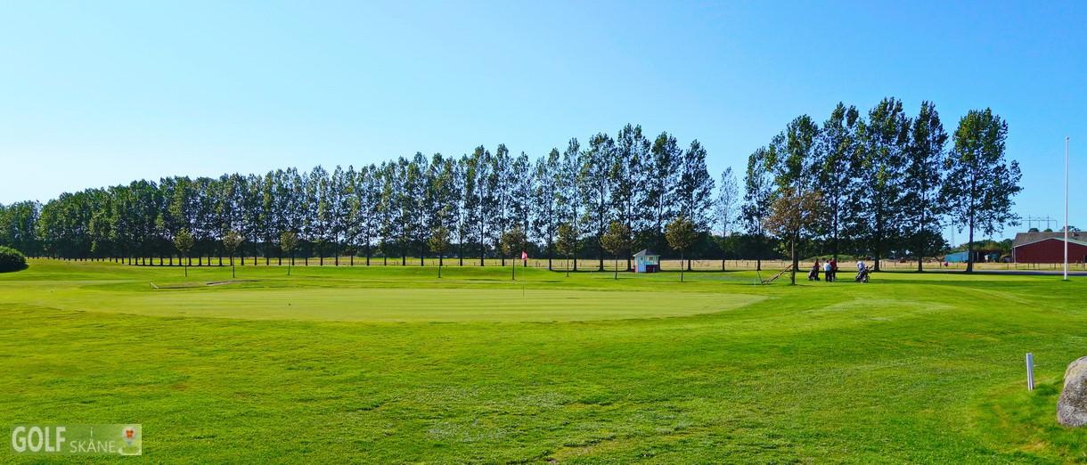 Golf i Skåne - Allerums Golfklubb bild från banan Adr. golfiskane.se