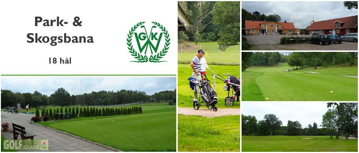 Golf i Skåne - Wittsjö Golfklubb Golfcenter - 18 håls skogsbana Adr. golfiskane.se