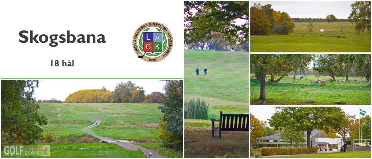 Golf i Skåne - Lunds Akademiska Gk Adr. golfiskane.se