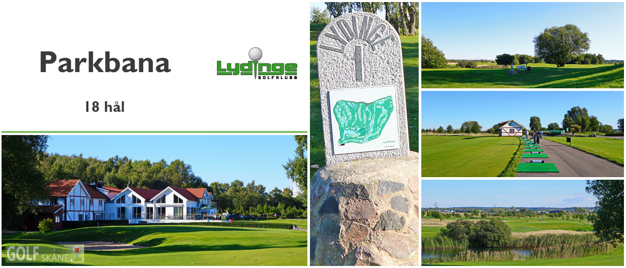 Golf i Skåne - Lydinge Golfklubb Adr. golfiskane.se