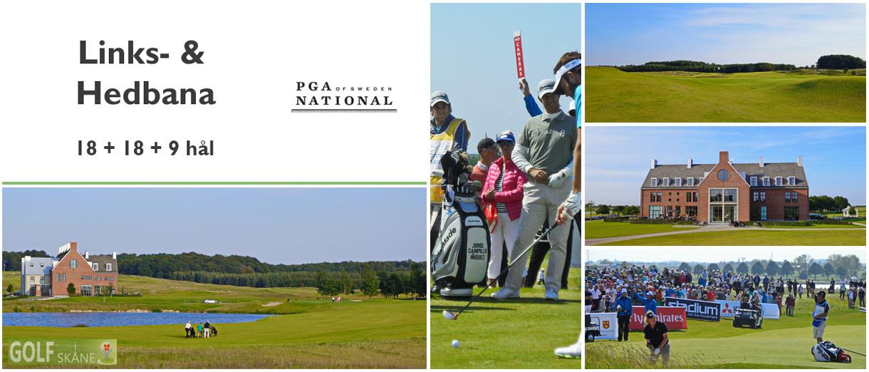 Golf i Skåne - PGA Golfklubb Adr. golfiskane.se