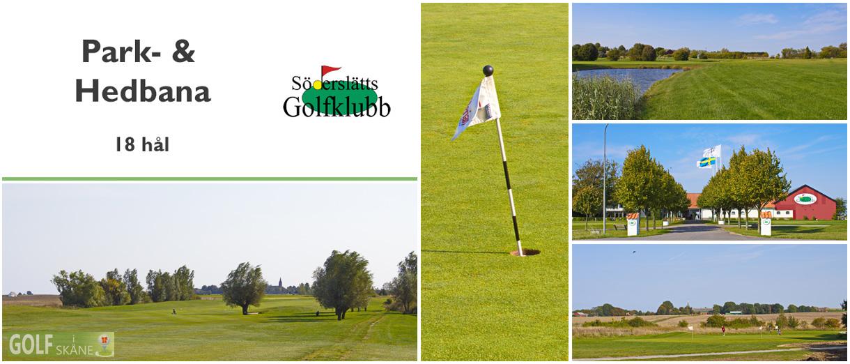 Golf i Skåne - Södeslätts Golfklubb Adr. golfiskane.se