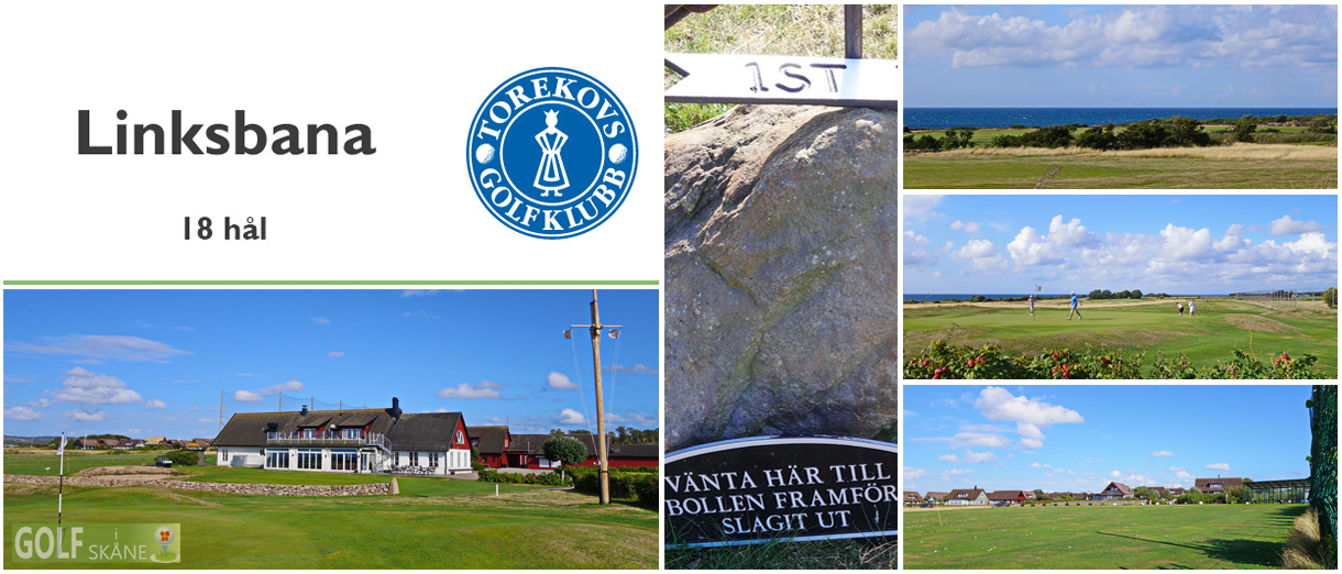 Golf i Skåne - Torekovs Golfklubb Adr. golfiskane.se