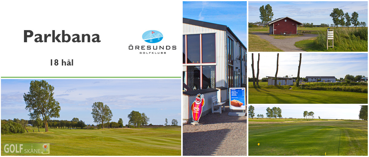 Golf i Skåne - Öresunds Golfklubb Adr. golfiskane.se