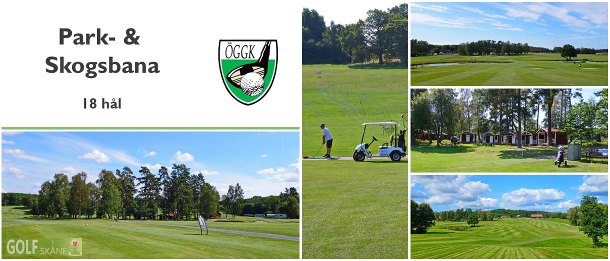Golf i Skåne - Östra Göinge Golfklubb Adr. golfiskane.se