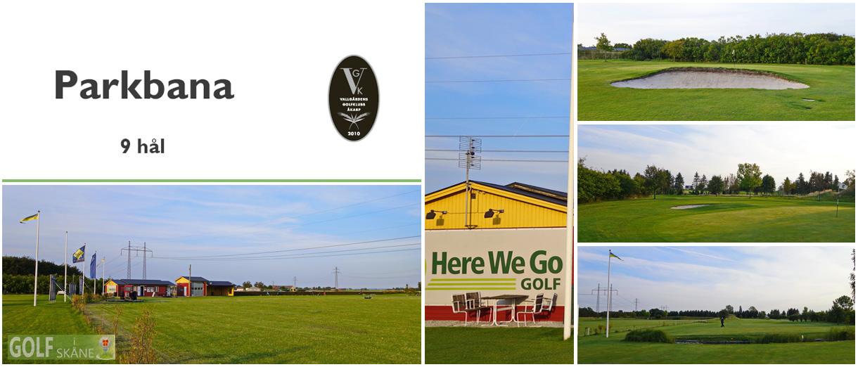 Golf i Skåne - Vallgårdens Golfklubb Adr. golfiskane.se
