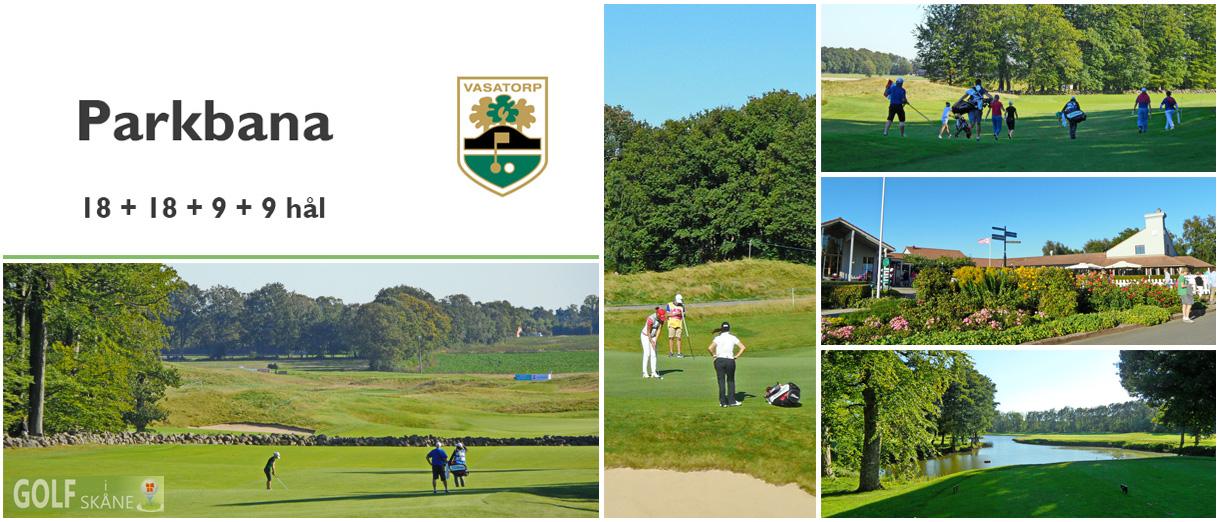 Golf i Skåne - Vasatorps GK - Adr. golfiskane.se