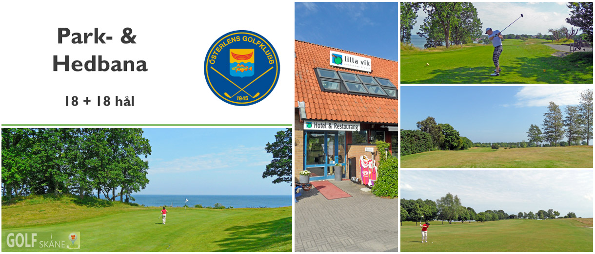 Golf i Skåne - Österlens Golfklubb Adr. golfiskane.se