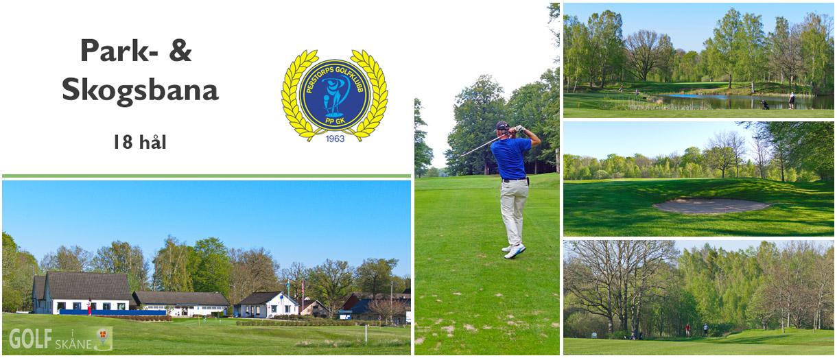 Golf i Skåne - Perstorps Golfklubb Adr. golfiskane.se