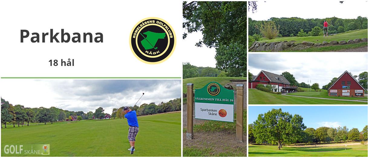 Golf i Skåne - Romeleåsens Golfklubb Adr. golfiskane.se